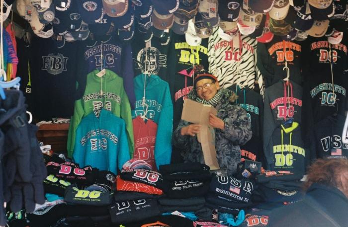 Street Vendor DC